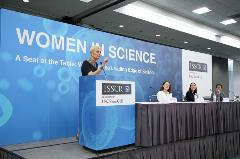 Inspirational and Practical Messages from the First ISSCR Women in Science Luncheon